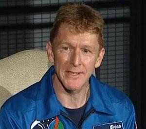 Tim Peake will represent the UK in space