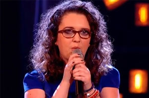 Andrea Begley wins The Voice Final