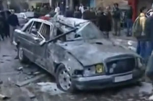 Two blasts claim lives in Damascus