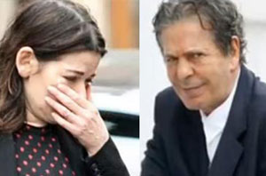 Nigella's husband Charles Saatchi is cautioned