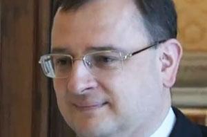 Czech Republic PM to resign