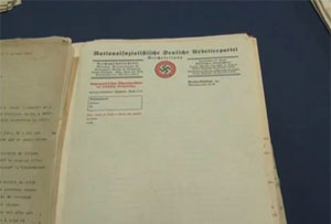 WWII diary of Hitler's confidant found in New York