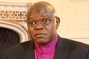 Archbishop of York has prostate cancer