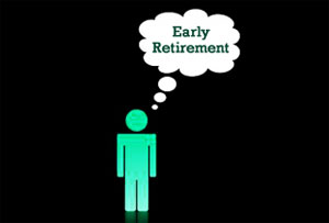 Early retirement: 3 steps to make it happen