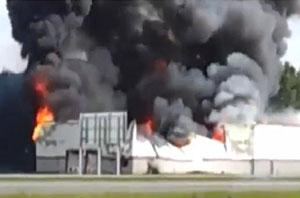 Massive explosion at Quebec factory kills 2
