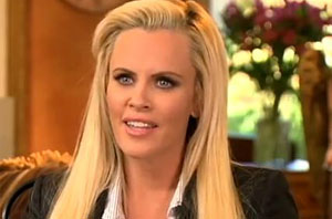 Jenny McCarthy sizzles in new salad advert