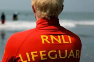 Scotland happy for first RNLI lifeguards