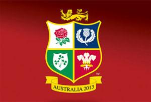 Irish Lions second test team announced