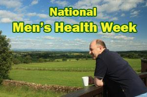 UK celebrates Men's Health Week