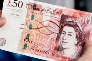 New £50 note means more for your savings account