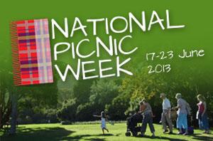 It's National Picnic Week