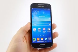 Samsung unveils Galaxy S4 Mini