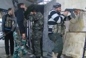 Syria: US to give rebels military support