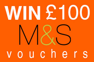 Win Marks & Spencer Vouchers