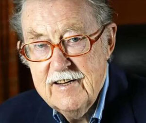 Alan Whicker has died aged 87