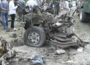 Taliban hit NATO Kabul supply compound; 6 killed