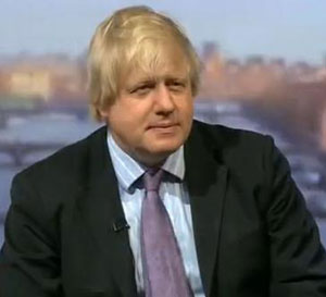 Boris Johnson still planning to step down in 2016