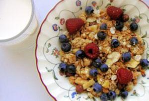 Choose A Healthier Breakfast