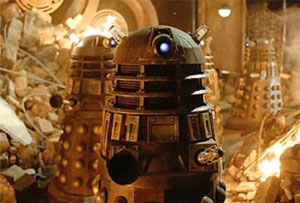 Daleks to return for Doctor Who's 50th anniversary