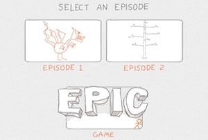 Draw your alter ego, draw a stickman