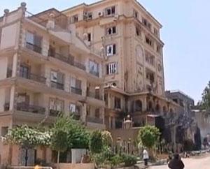 Egyptian protesters ransack Muslim headquarters