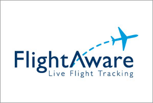 On time or delayed, track flights live and for free