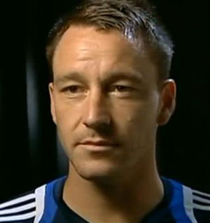 John Terry's Dad charged with 'racist assault'