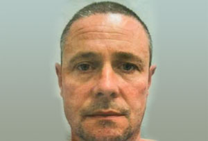 Mark Bridger is attacked in prison