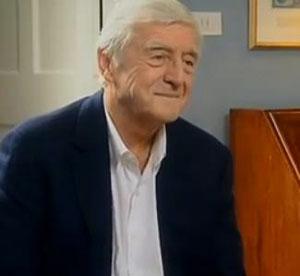 Michael Parkinson has prostate cancer