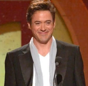 Robert Downey Jr is Hollywood's highest paid actor