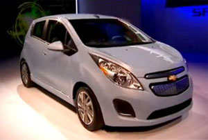 No cash on gas for more comfort drive: Spark EV by Chevrolet