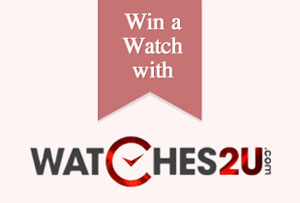 Want to Win a Watch?
