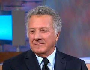 Dustin Hoffman has received cancer treatment