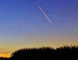 Perseid meteor shower impresses skygazers