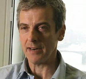 Doctor Who: Peter Capaldi is next Doctor