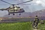 Helicopter chopper war warzone aircraft military army air force