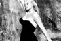 Sex symbol La Dolce Vita icon Anita Ekberg sexy Rome fountain fashion model