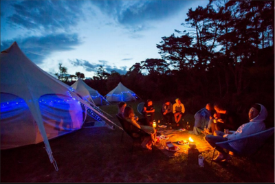 Camping and Glamping: The Difference and What to Choose