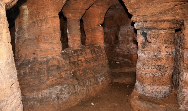 Hidden Templar Caverns