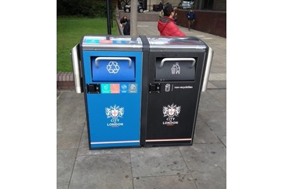 Manchester Invest in Smart Bins