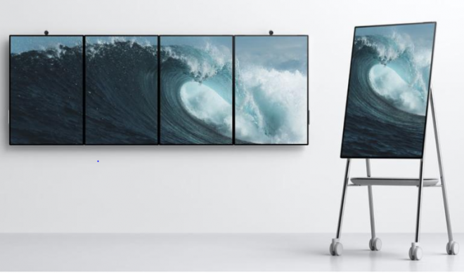 What's Different About the Surface Hub 2?
