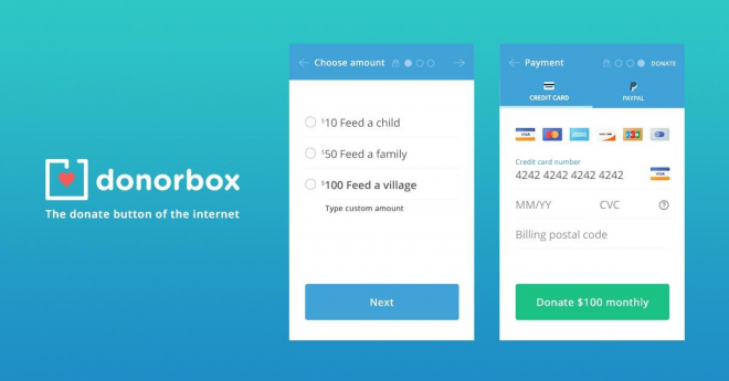 Review of Donorbox
