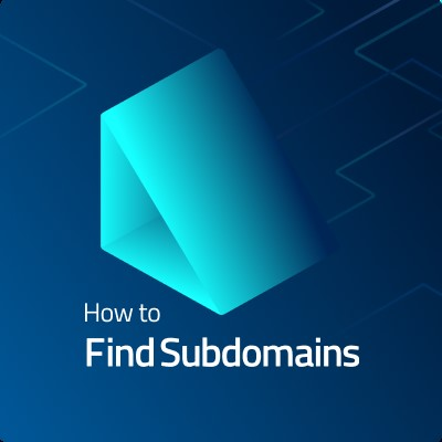 How to Find Subdomains of Any Domain