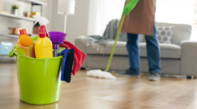 House cleaning: simple, fast and efficient