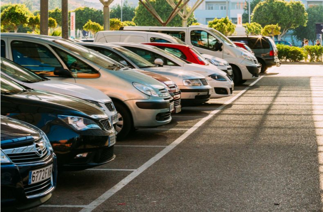 New Parking Machines in Milton Keynes