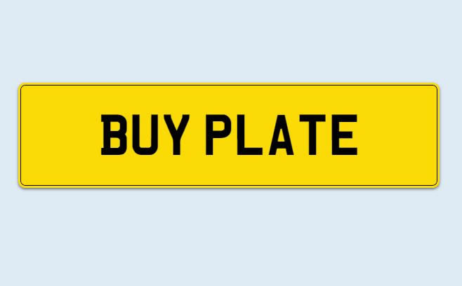 A Look at Private Number Plates and Why they're Popular in the UK
