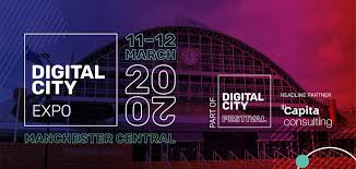 Digital City Expo Tech Zone