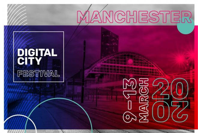 Manchester's 5 Day Digital City Festival Launched