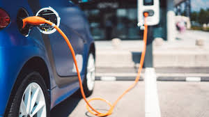 Siemens Electric Vehicle Charge Streets