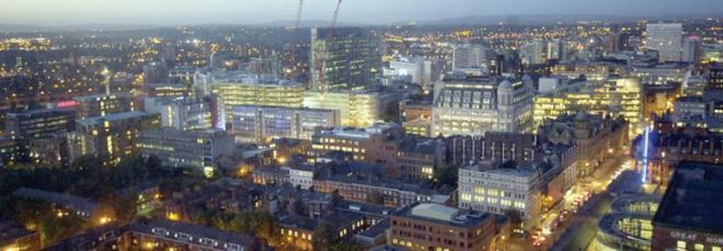 Manchester Grows as Tech City